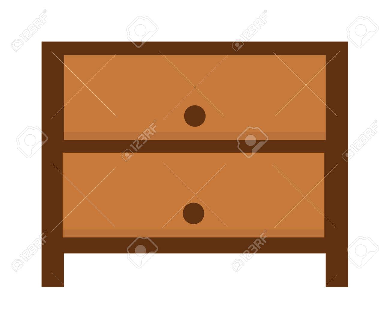 lado de la cama y la mesita de noche de madera decoracin de mesa de