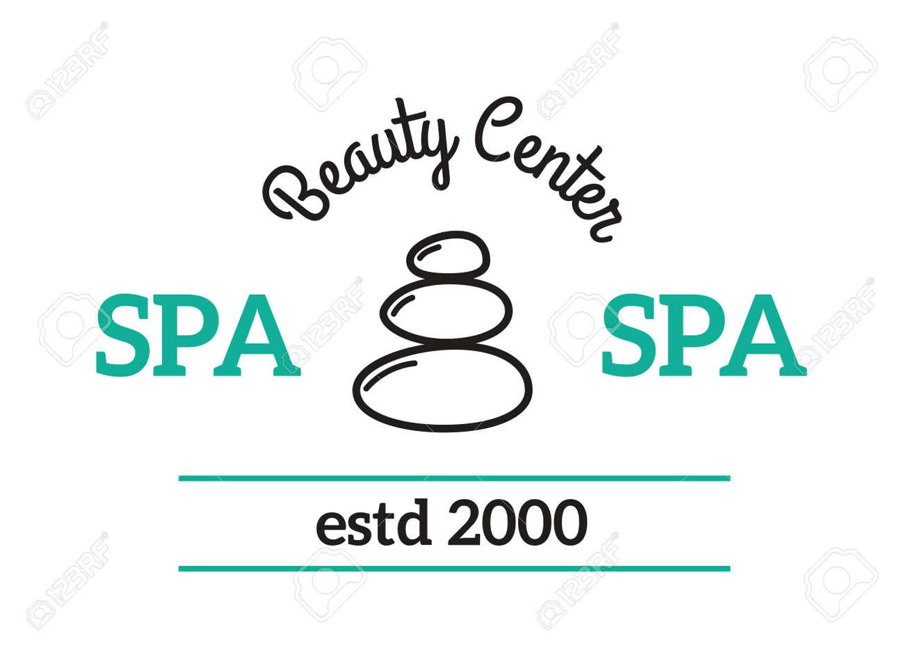 Spa Logo Lotus Bien Etre Salon Et D Affaires Spa Logo Spa Logo