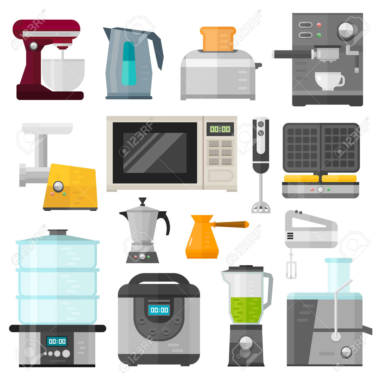 Home Appliances Design Cooking Applications And Home Appliances ...