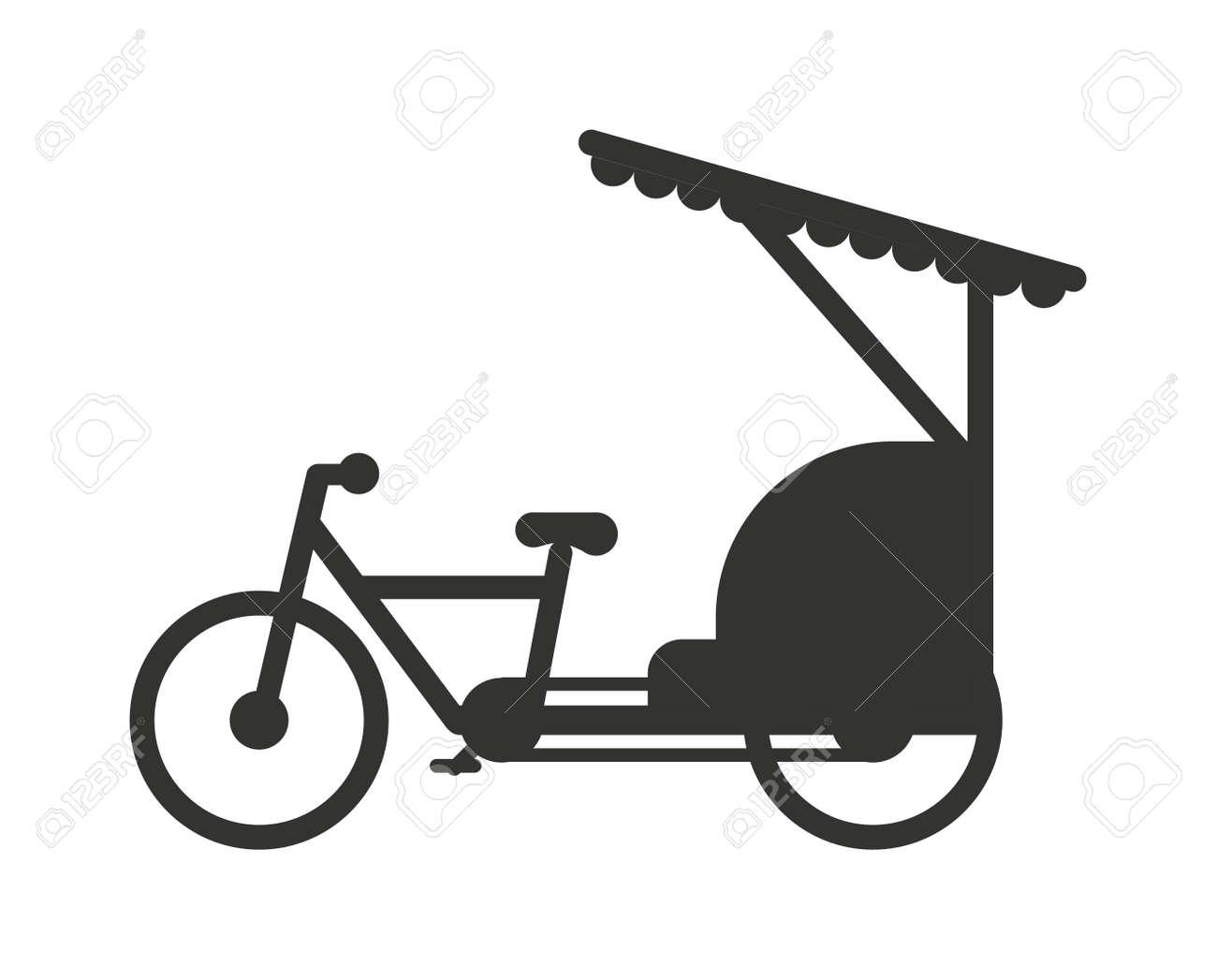 Pedicab Cliparts, Stock Vector And Royalty Free Pedicab Illustrations