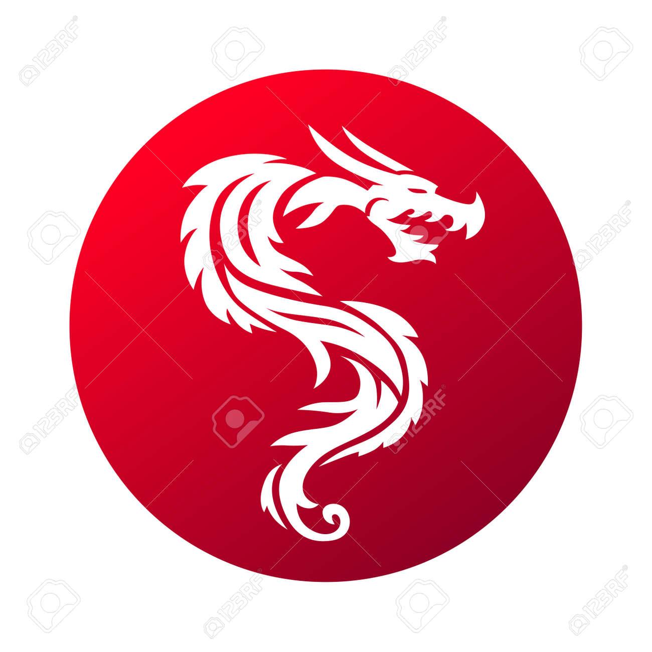 Red dragon paper dragon china zodiac symbols red dragon animal dragon china zodiac symbols red dragon animal design and chinese red buycottarizona