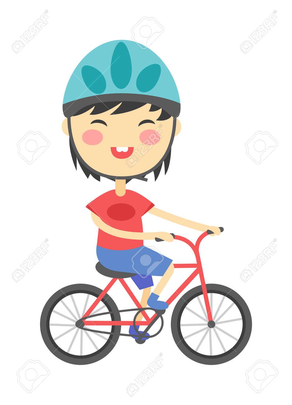 Kids Riding Bikes Child Riding Bike Kids On Bicycle Spring