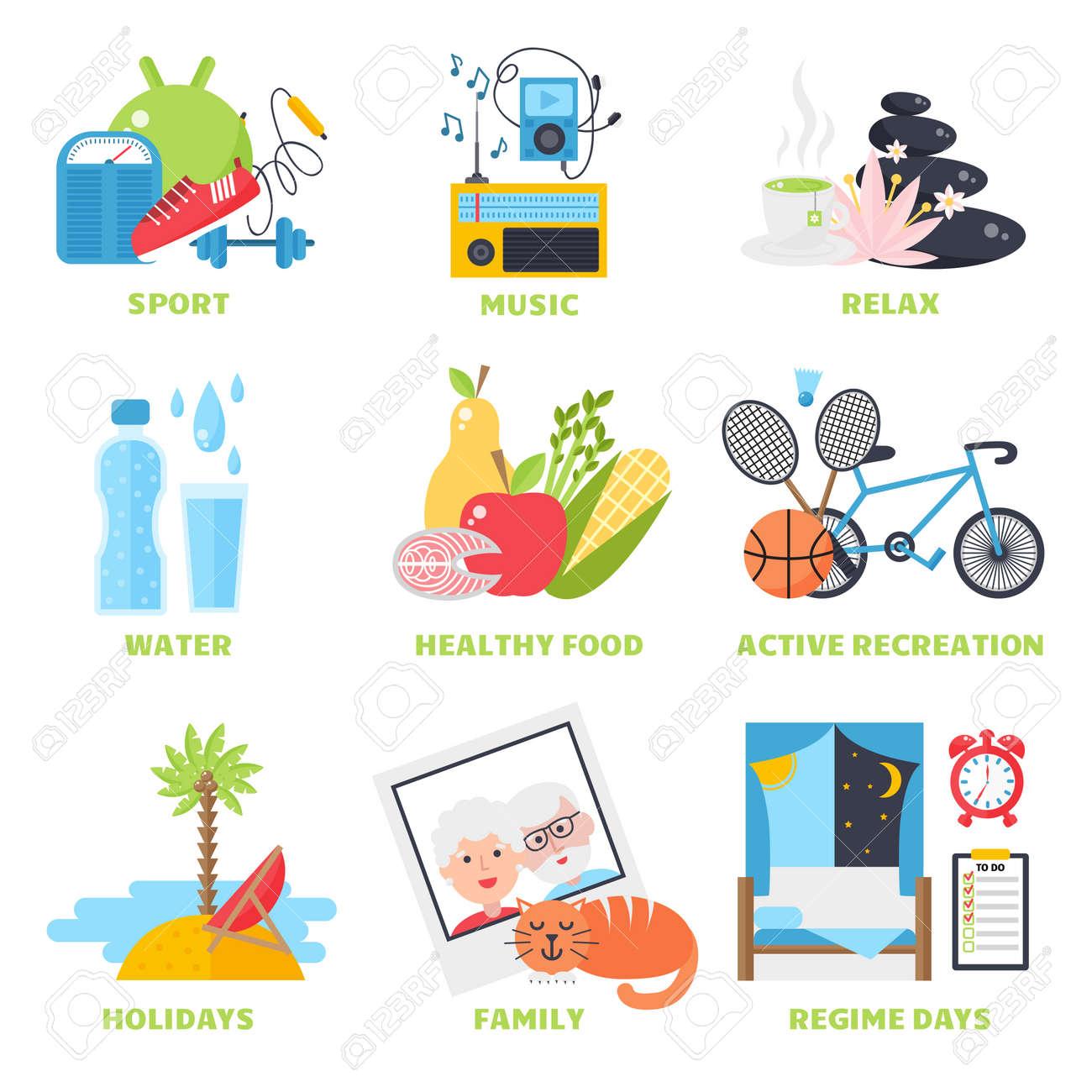 Dieta de una vida saludable