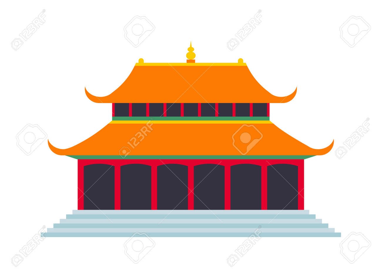 Chinese Temple Asia Culture Architecture And Travel Ancient Building