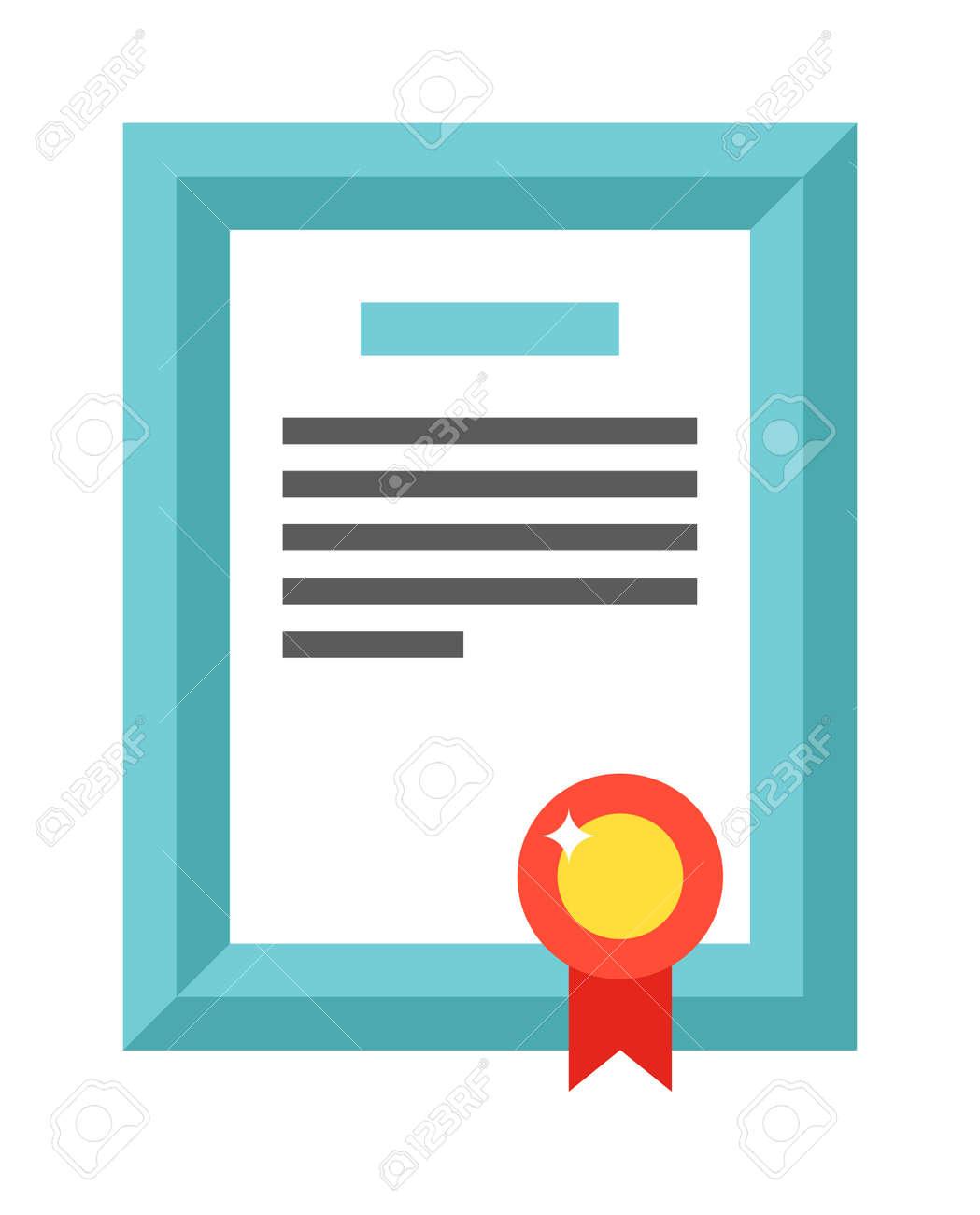 vector certificate template certificate diploma vector award rh 123rf com certificate vector free certificate vector border
