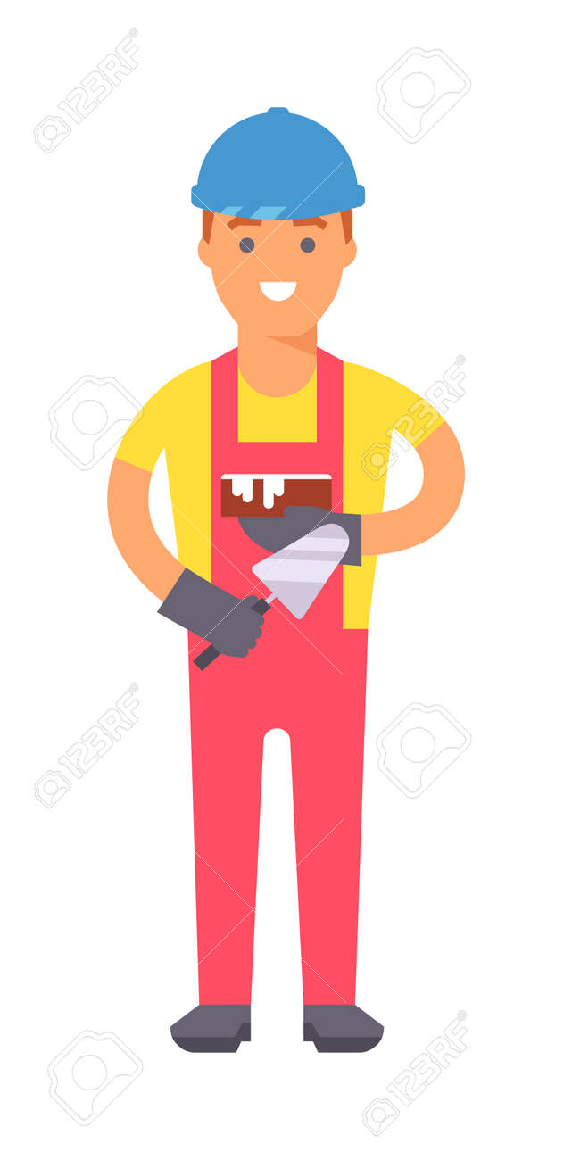 smart worker stock illustrations cliparts and royalty smart worker cartoon worker construction man character illustration smart worker cartoon character illustration