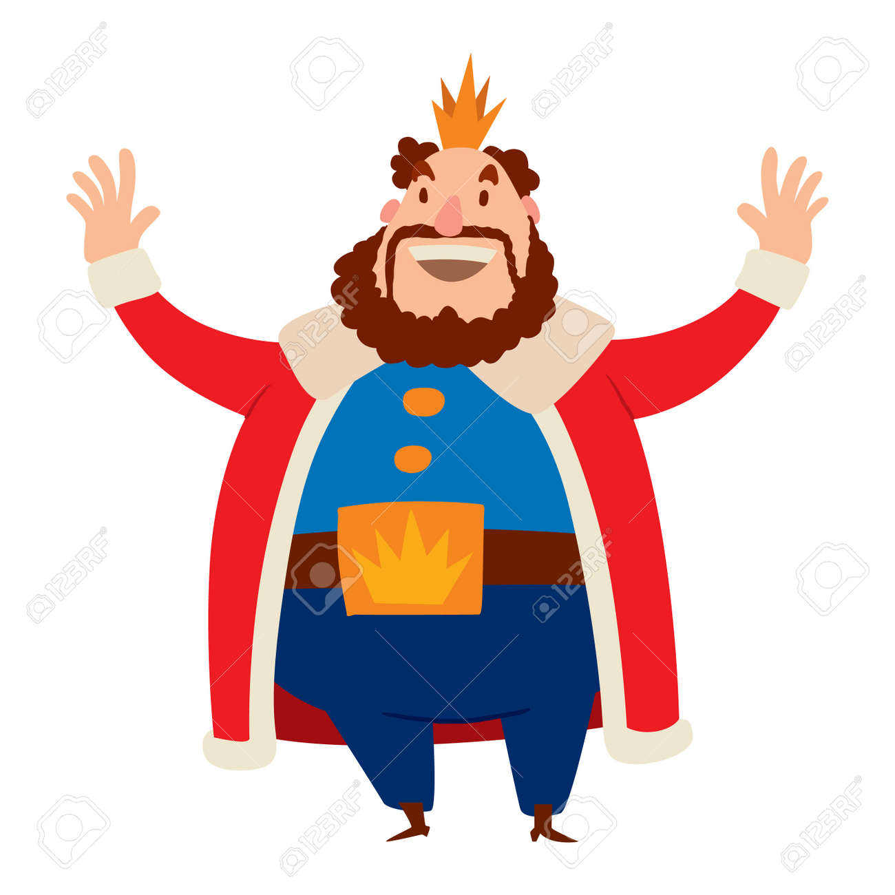 King Cartoon Illustration Character Fantasy Royalty Medieval Royalty Free Cliparts Vectors And Stock Illustration Image 66465564 Check out our medieval crown selection for the very best in unique or custom, handmade pieces from our costume hats & headpieces shops. king cartoon illustration character fantasy royalty medieval