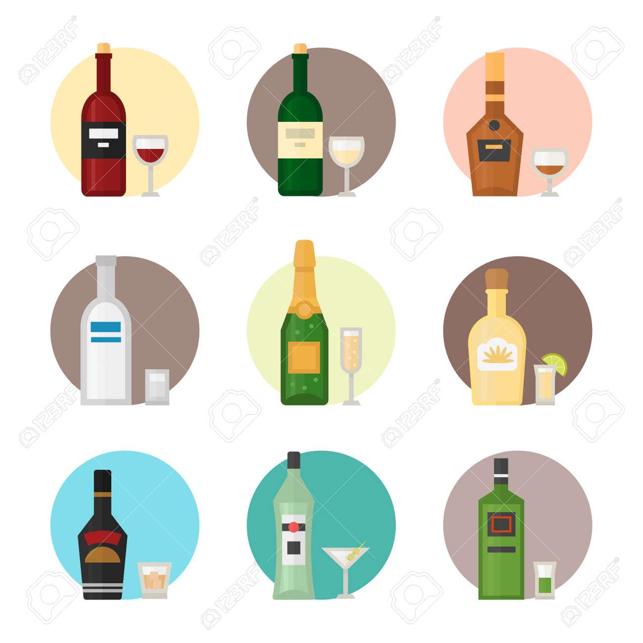 Alkohol Getränke Getränke Cocktail Whiskey Trinken Flasche Lager ...