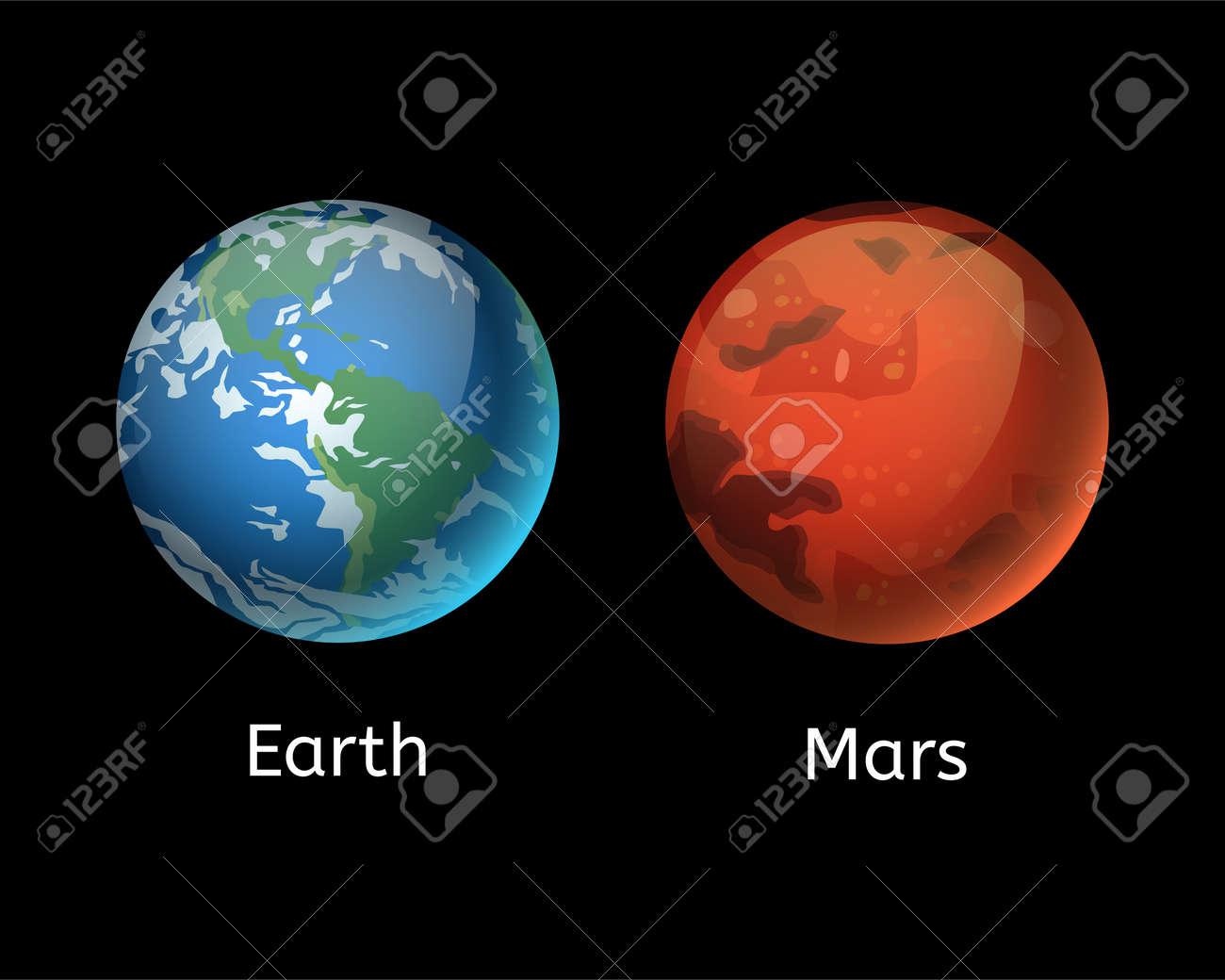 高品質は火星惑星銀河天文学地球...