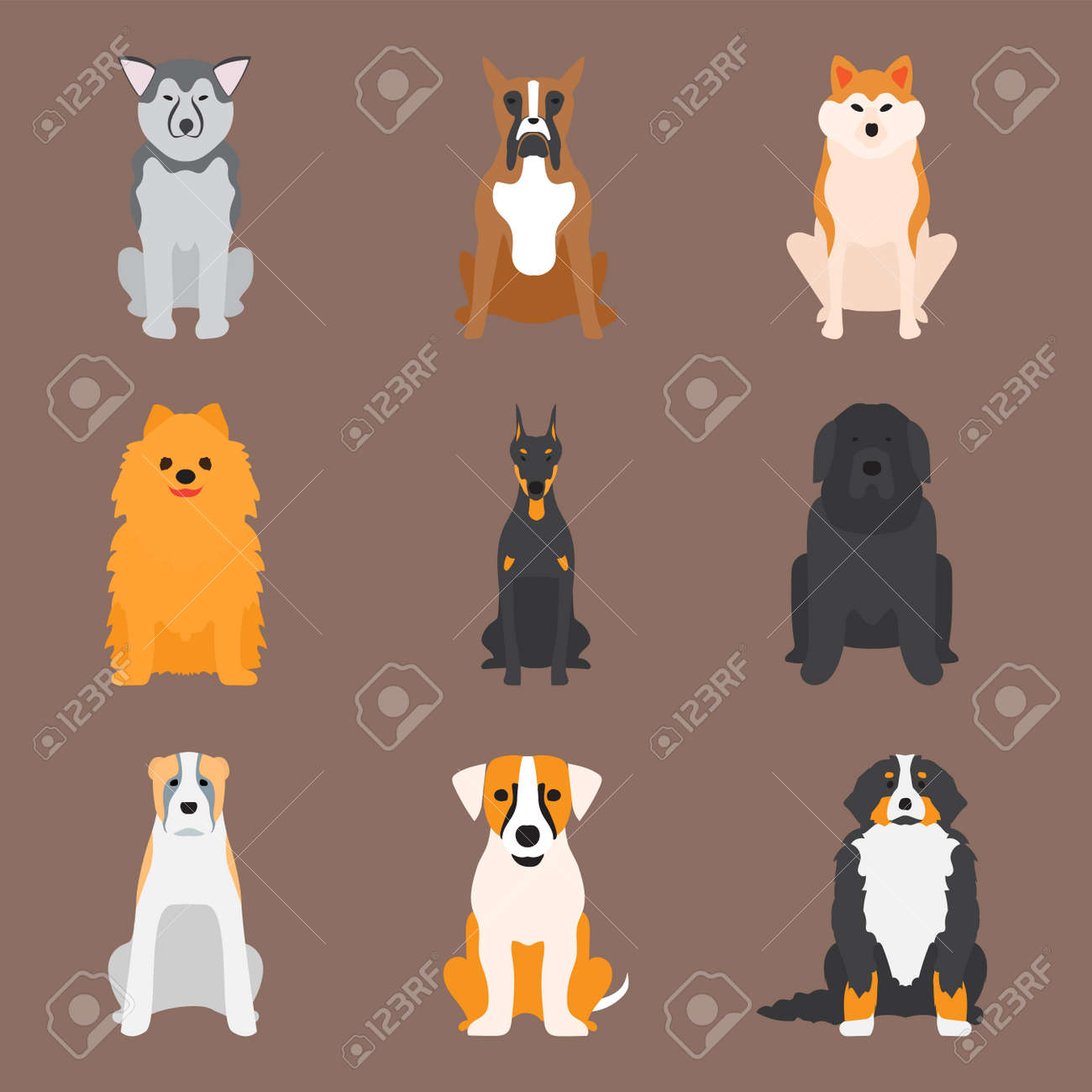 Top Funny Canine Adorable Dog - 77744672-funny-cartoon-dog-character-bread-cartoon-puppy-friendly-adorable-canine-vector-illustration-  2018_60904  .jpg