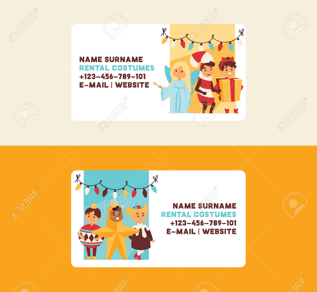 Kids Christmas 2019 Christmas 2019 Happy New Year Greeting Card Happy Kids Children