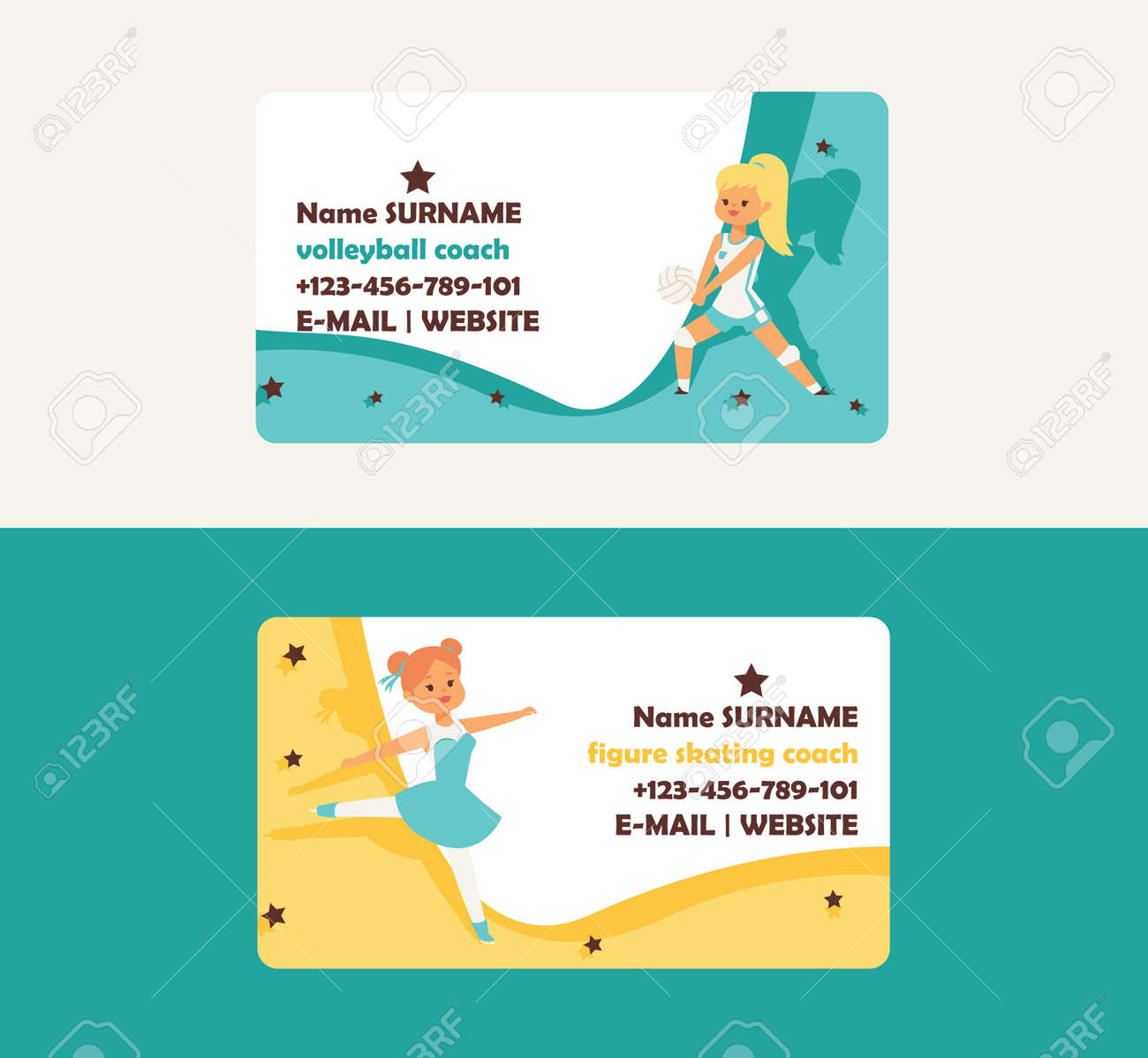 business card for kids - Jasonkellyphoto co