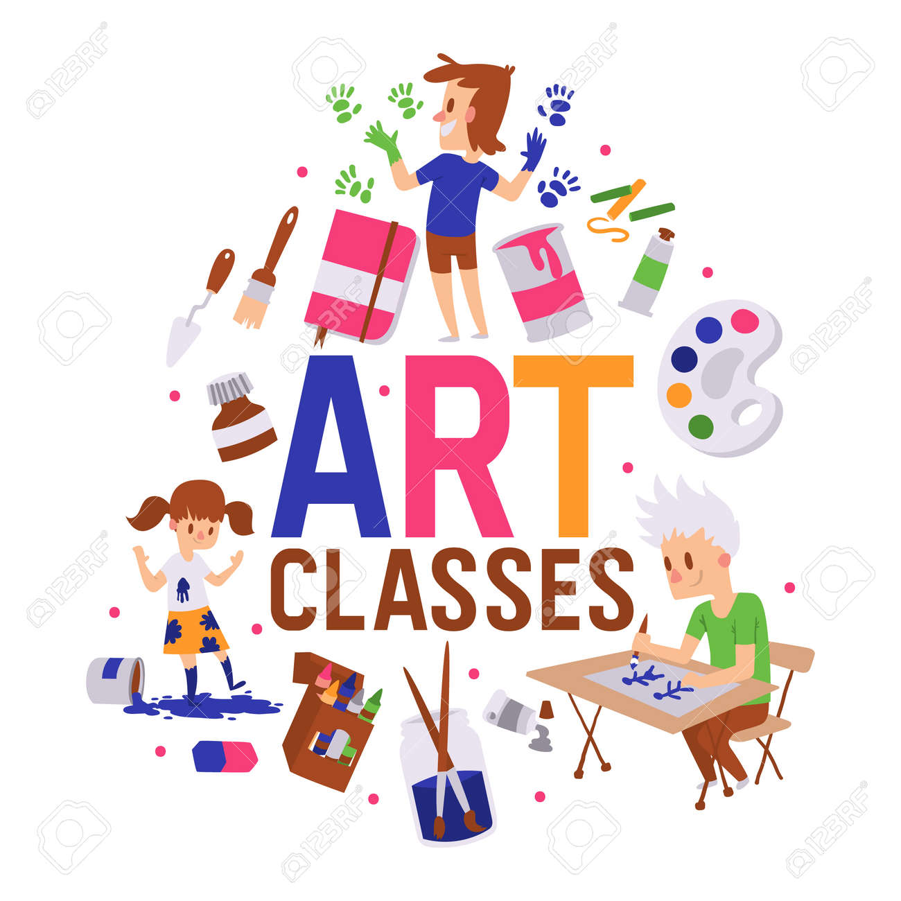 Art Classes Sketching