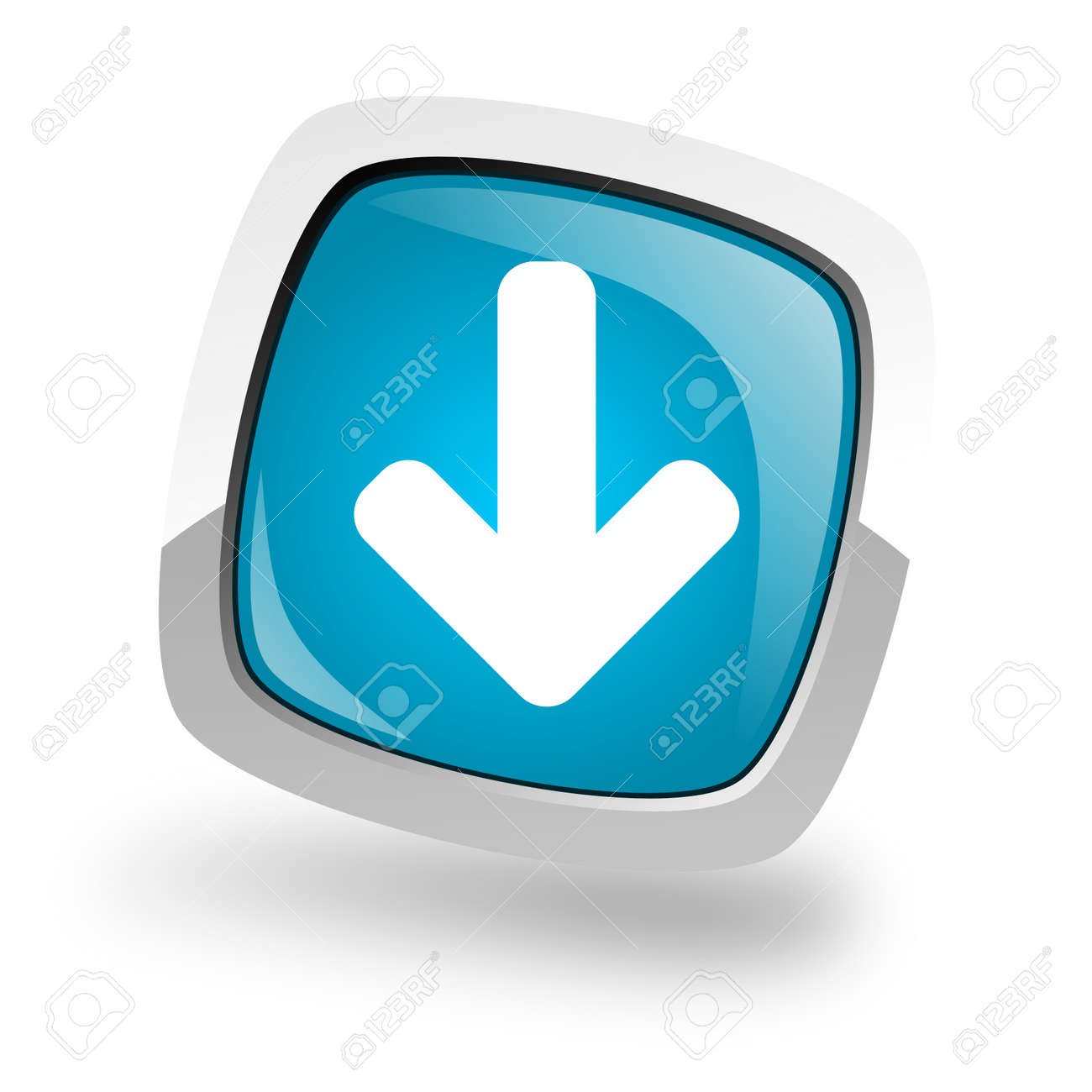 download icon Stock Photo - 12920346
