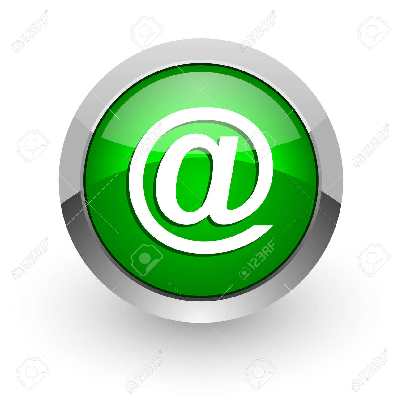 mail icon Stock Photo - 14471692