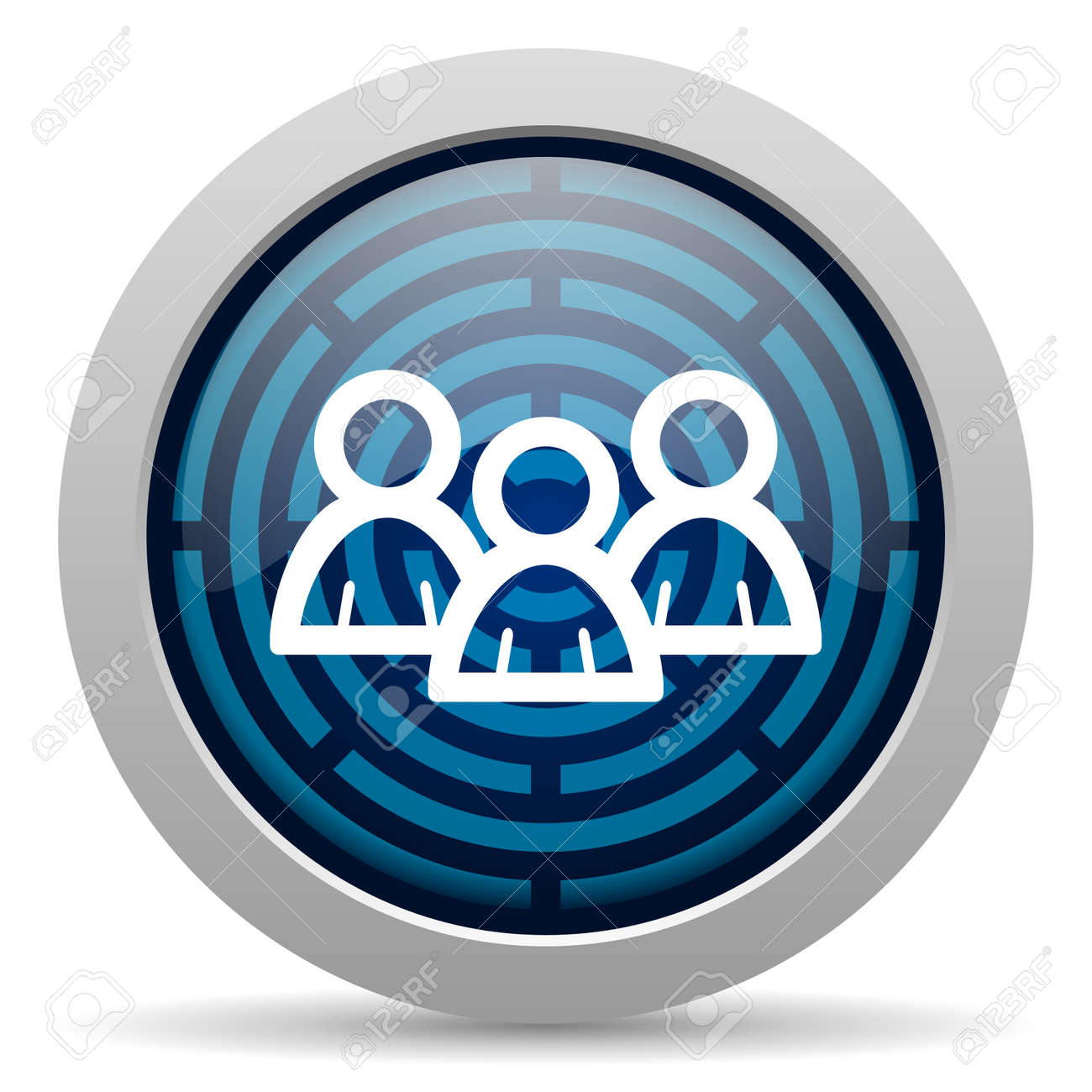 forum icon Stock Photo - 15418046