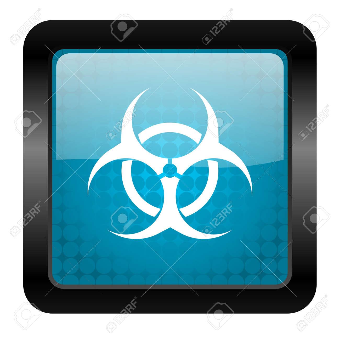 virus icon Stock Photo - 15462634