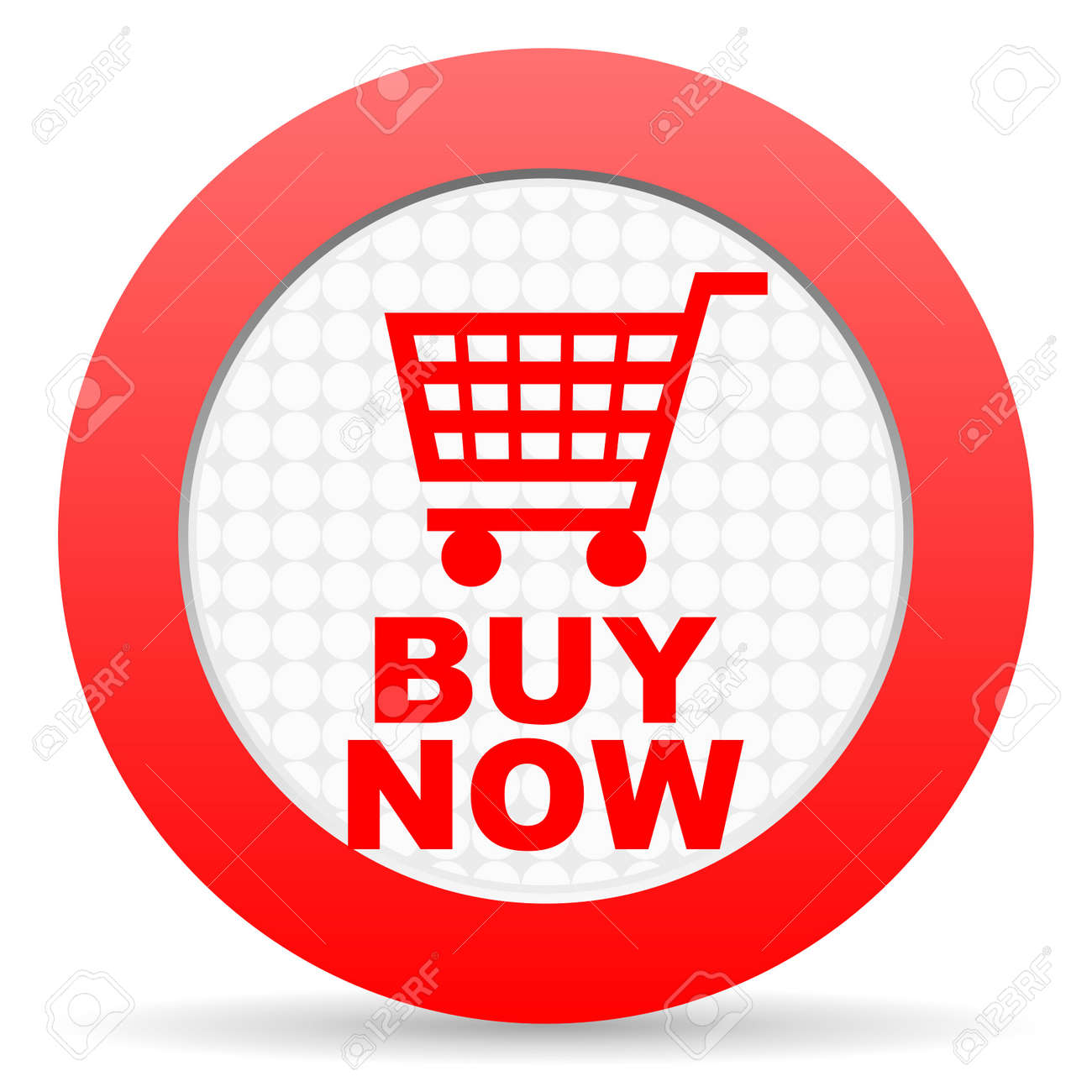 buy now icon Stock Photo - 16225622