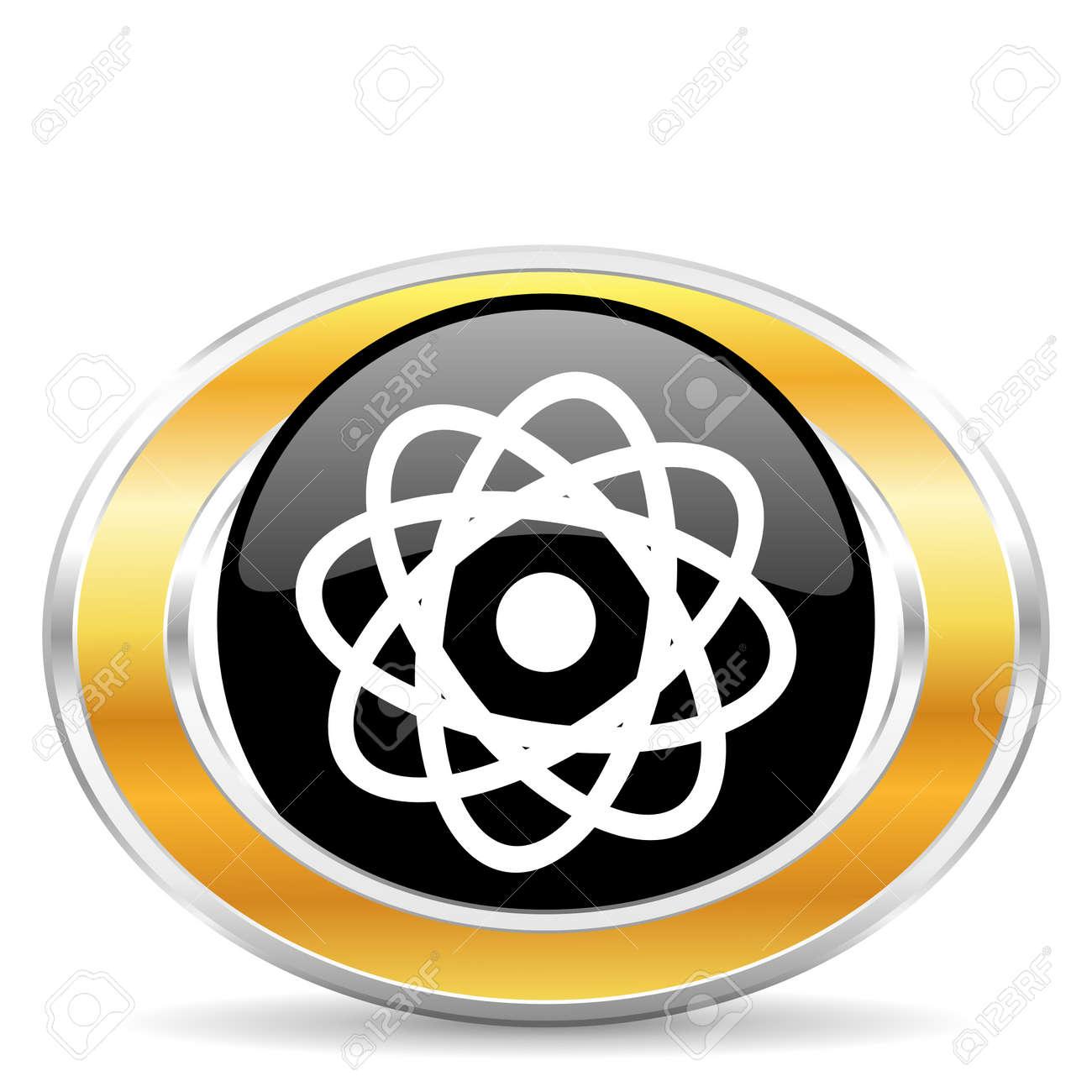 atom icon, Stock Photo - 22321027