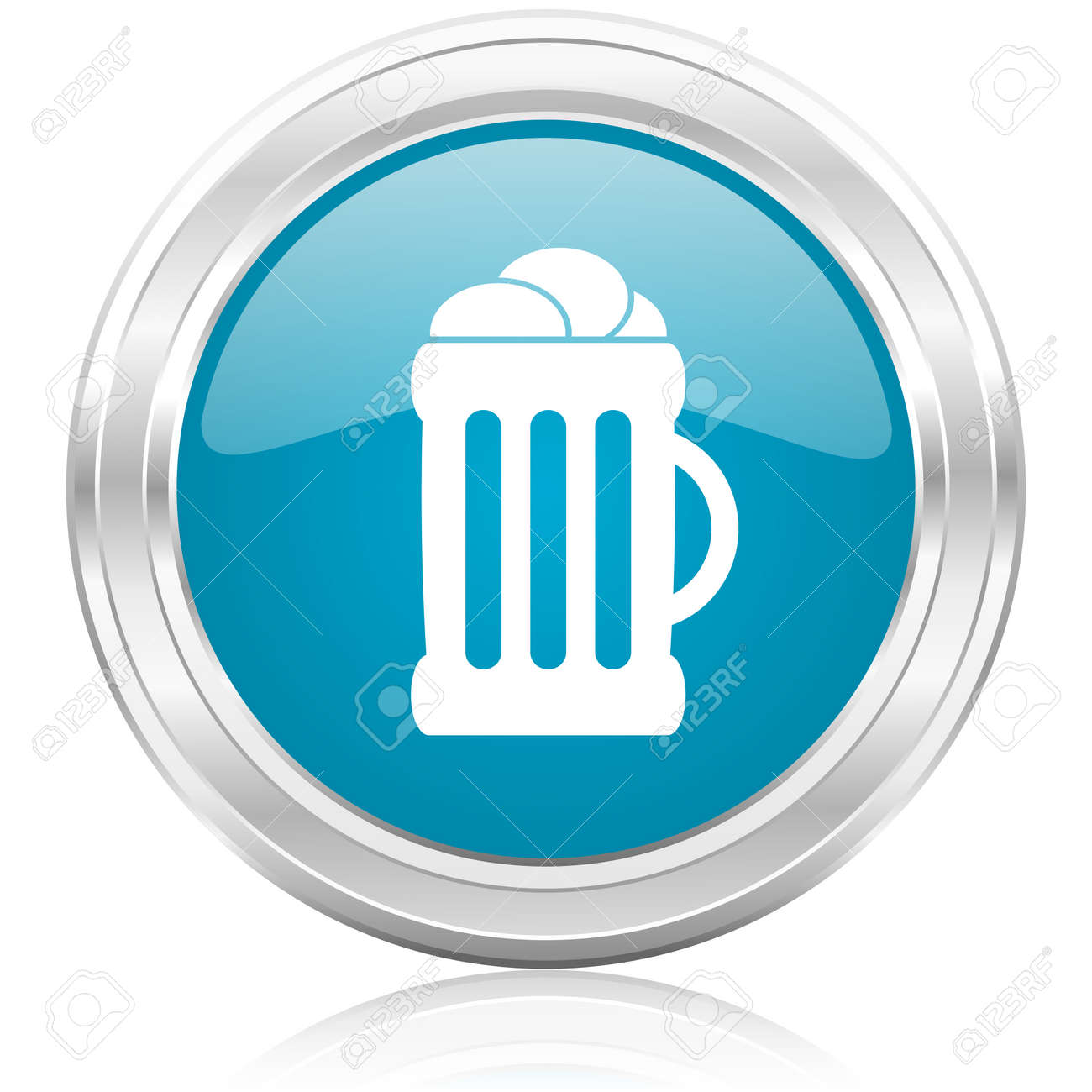 beer icon Stock Photo - 22586493