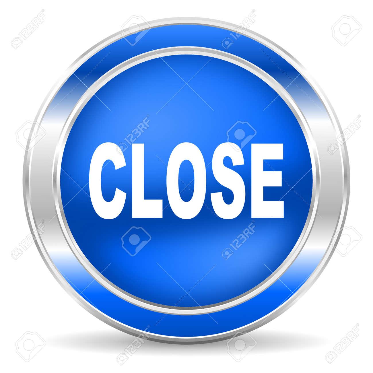 close icon Stock Photo - 27435202