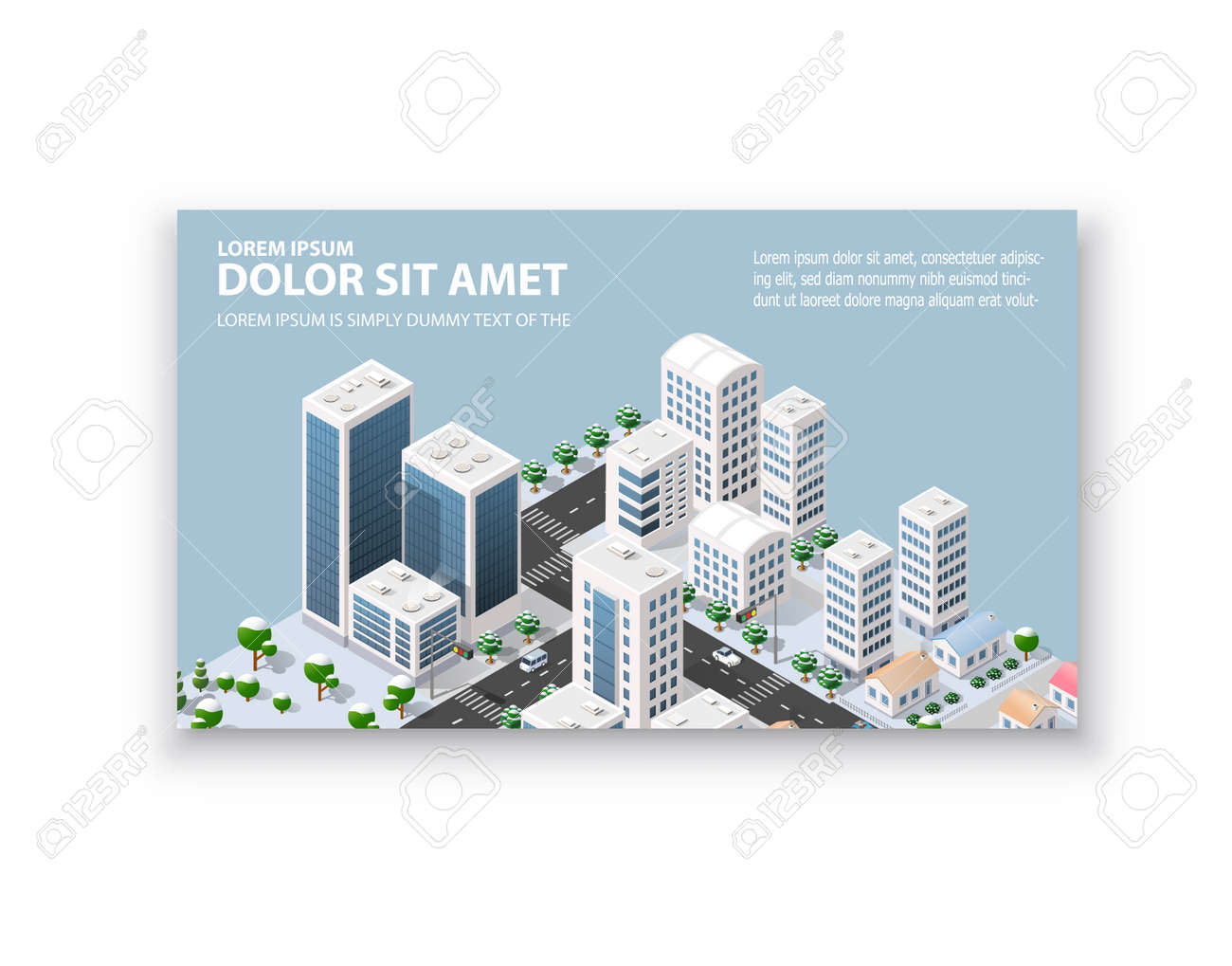 Business card template for real estate agencies construction business card template for real estate agencies construction companies and businesses tourist and fbccfo Gallery