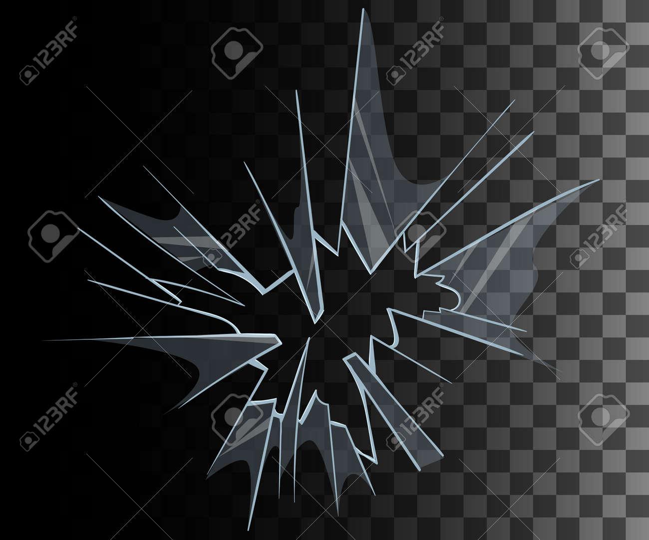 Broken glass set broken glass background collection royalty free broken glass set broken glass background collection stock vector 58130634 voltagebd Gallery