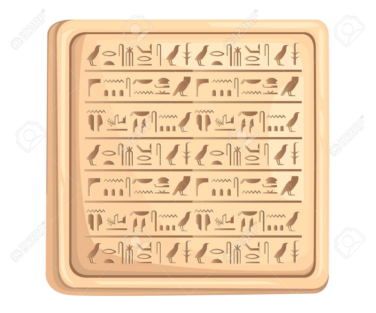 egyptian hieroglyphics keyboard symbols