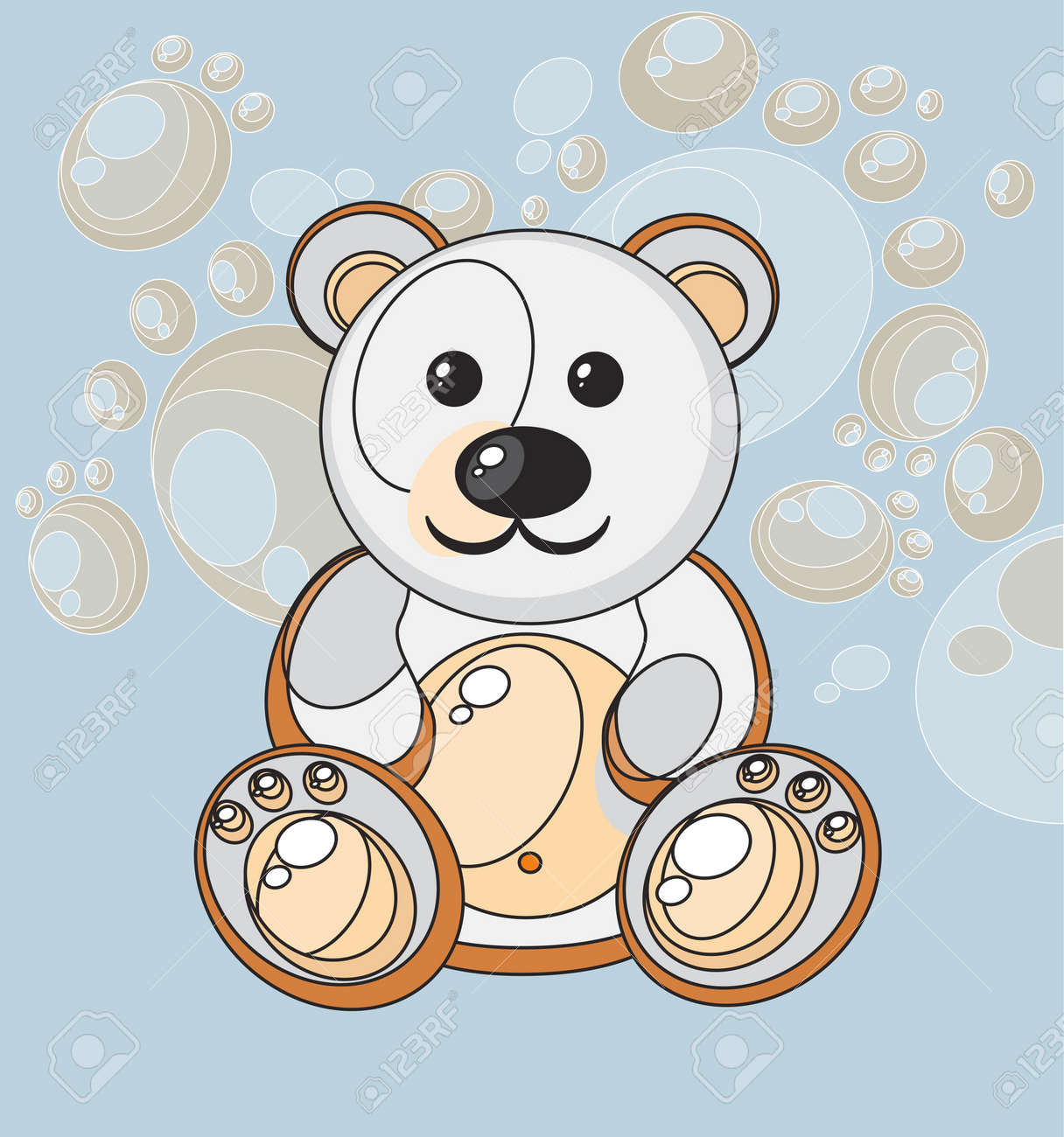 Children Toy Stock Vector - 12741546