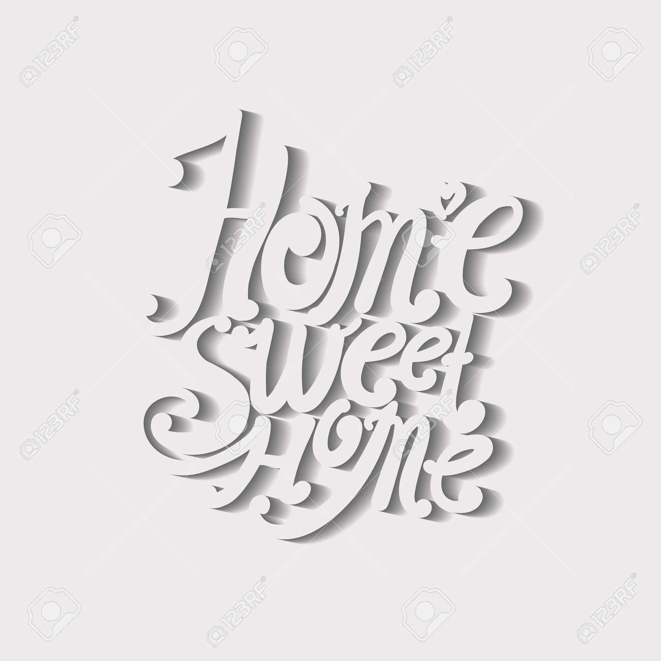 Design Lettering \