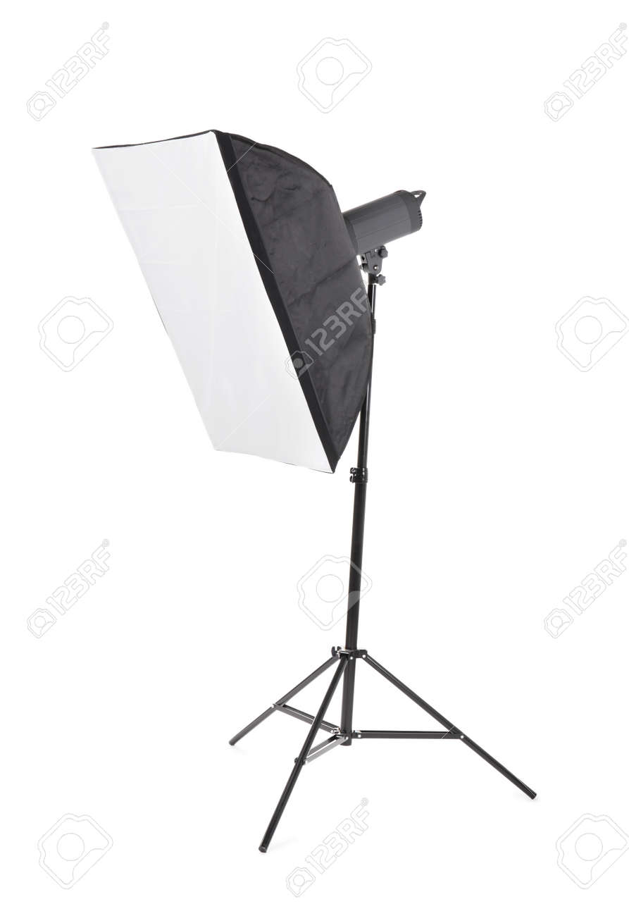 Studio Lighting Equipment Icon, Isolated On A White Background ... for Photography Lighting Equipment For Beginners  110zmd