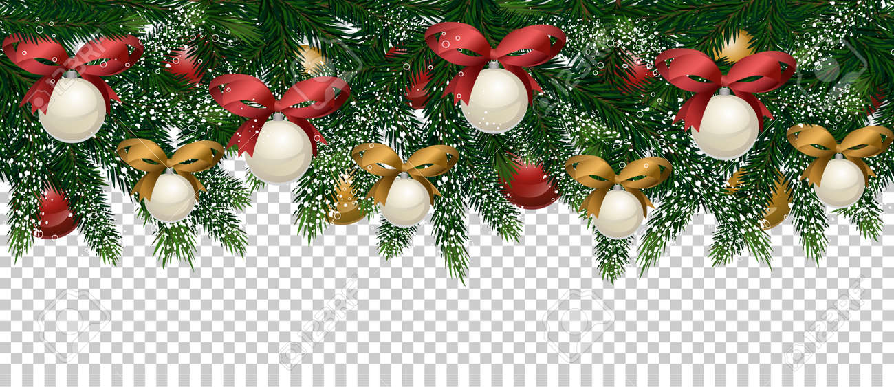 Merry Christmas And Happy New Year Concept Christmas Decoration