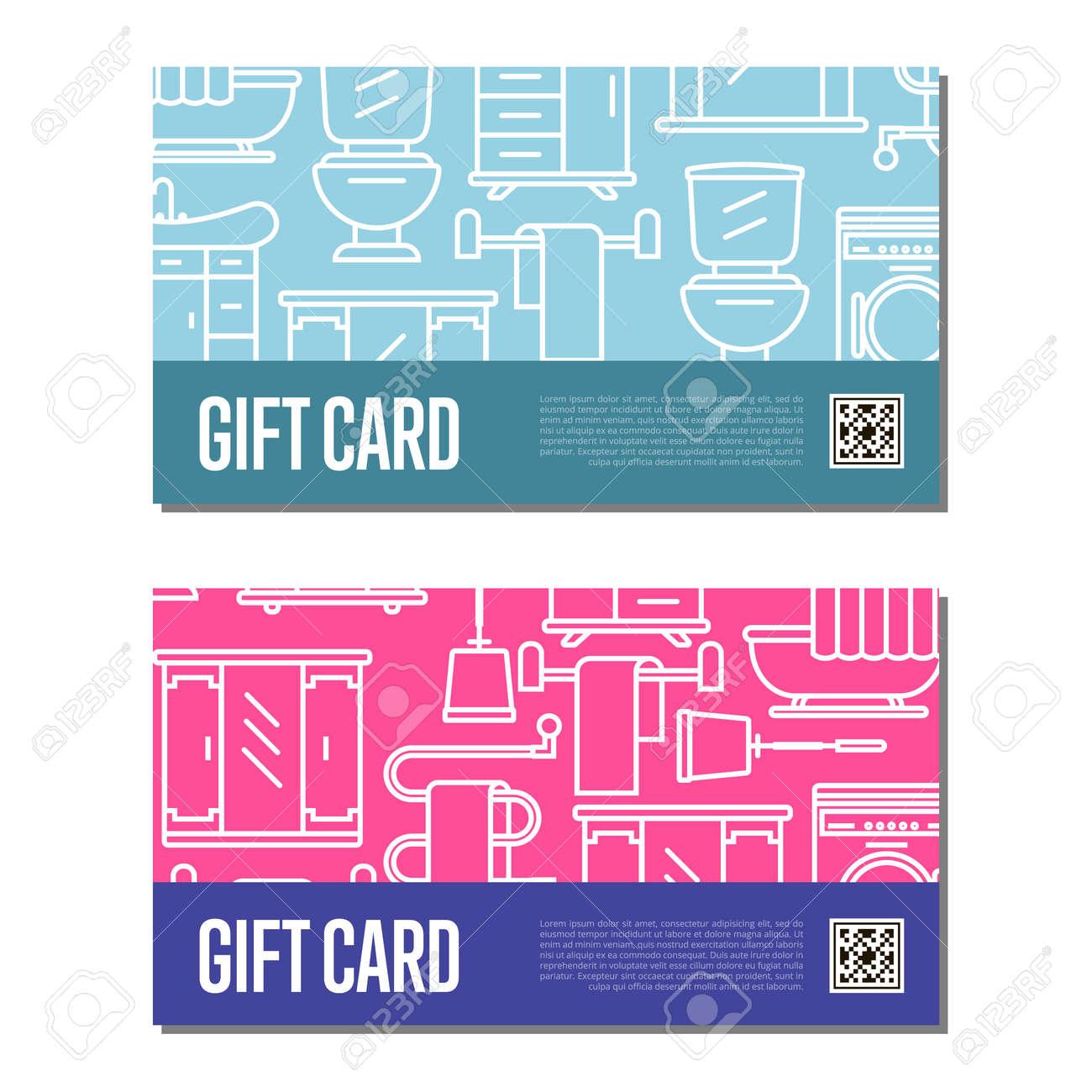 Gift Card For Bathroom Furniture Decor Home Interior Design
