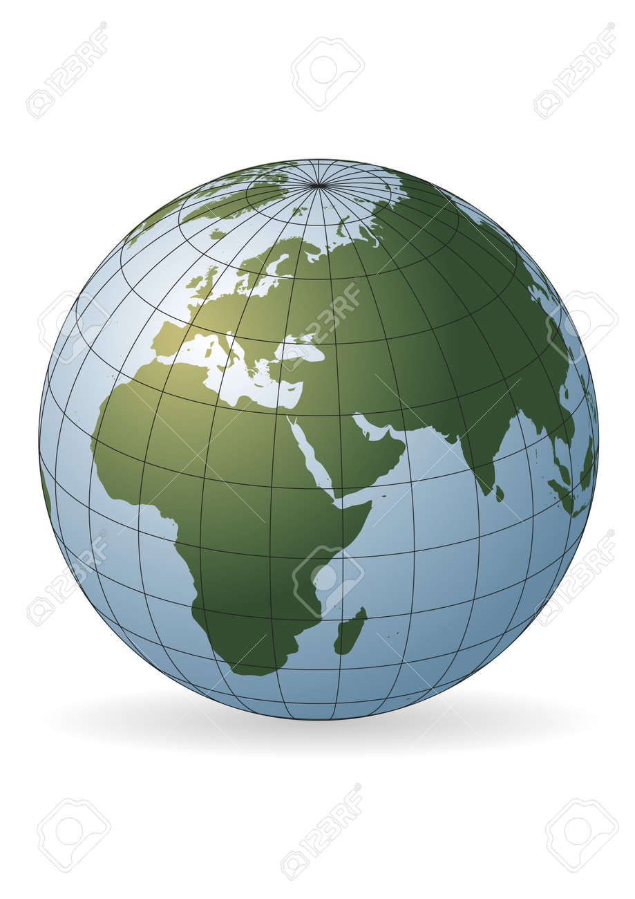 Europe map africa russia asia north pole greenland stock photo europe map africa russia asia north pole greenland stock photo gumiabroncs Image collections