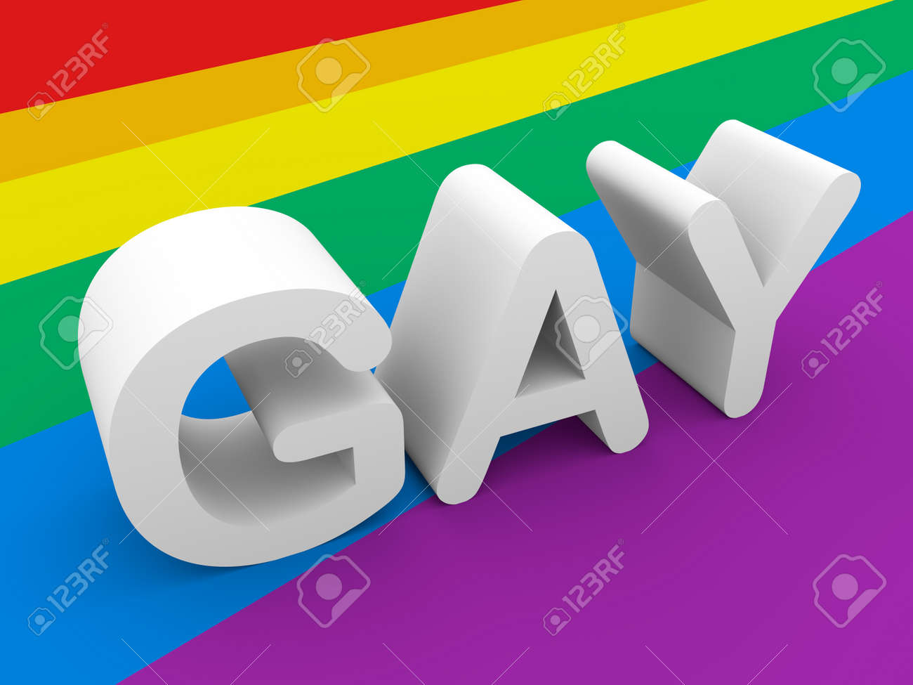 The word gay