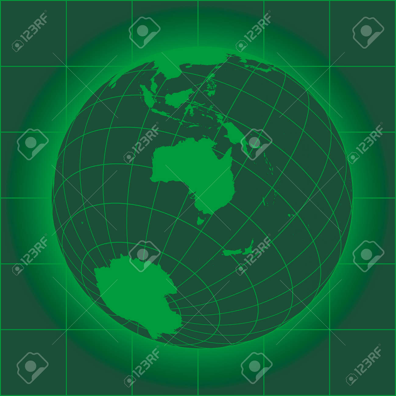 Green australia map asia russia antarctica north pole earth green australia map asia russia antarctica north pole earth globe gumiabroncs Choice Image
