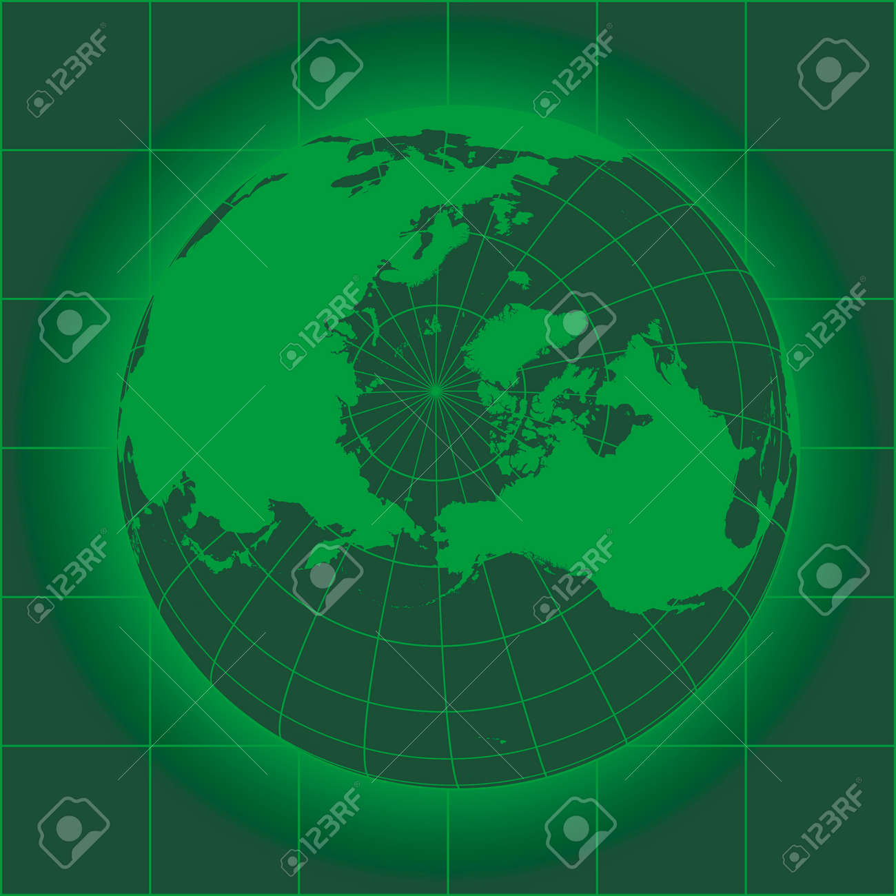 Green north pole map europe greenland asia america russia green north pole map europe greenland asia america russia earth gumiabroncs Images