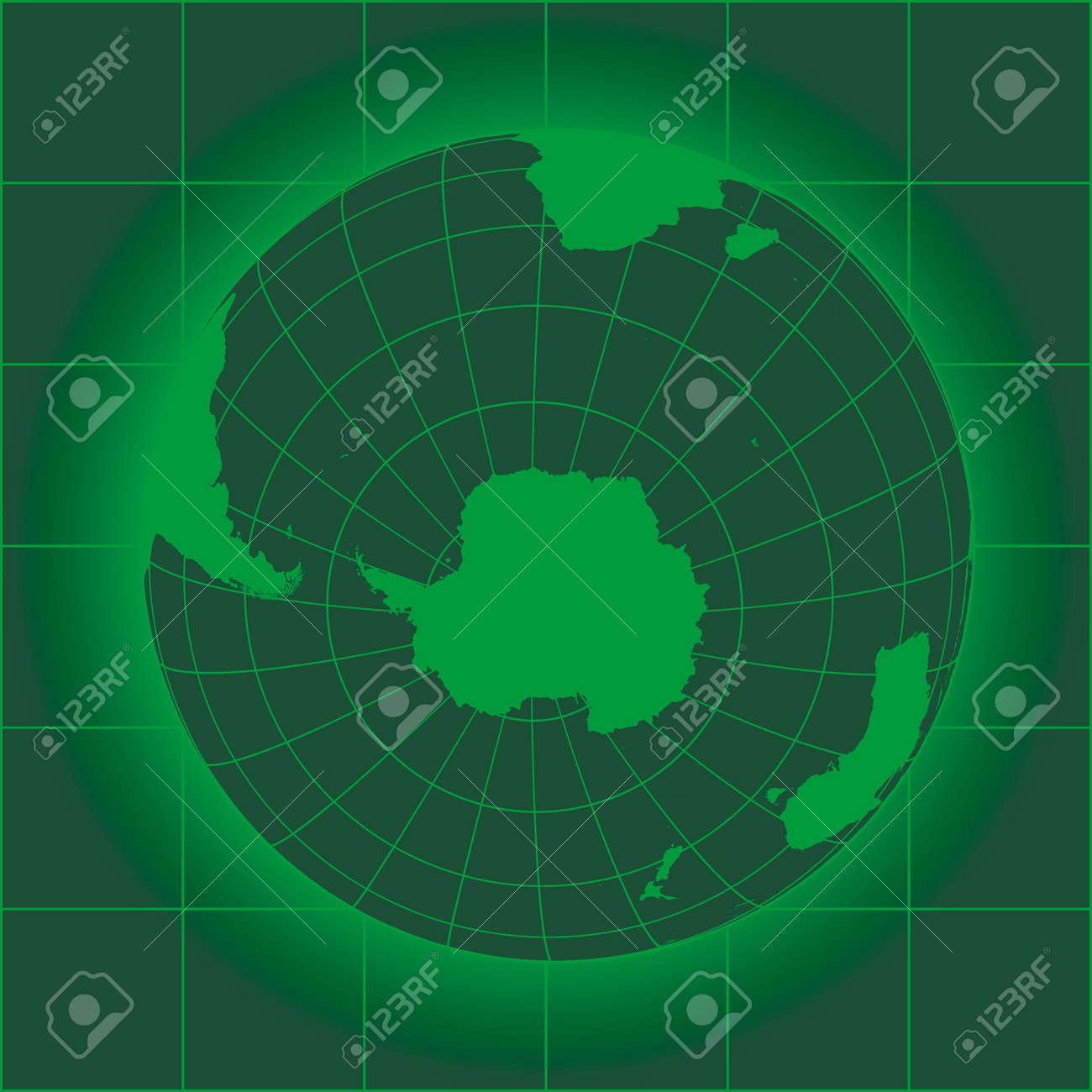 Green antarctica and south pole map antarctica australia america green antarctica and south pole map antarctica australia america africa earth gumiabroncs Image collections