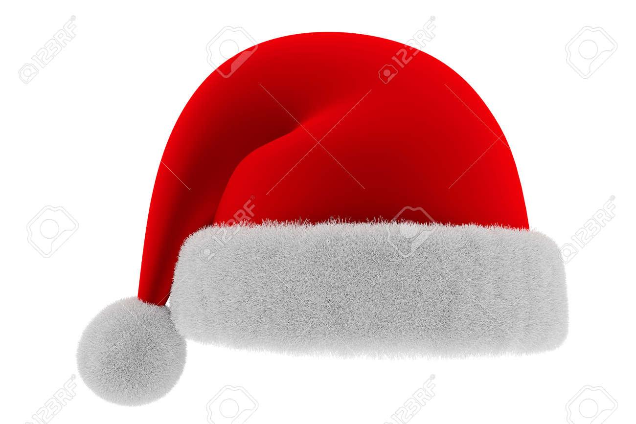 Christmas Hat.Stock Illustration