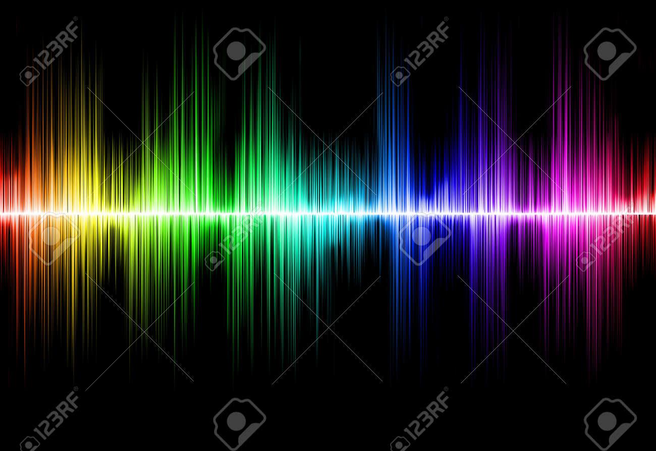Sound wave Stock Photo - 13279496
