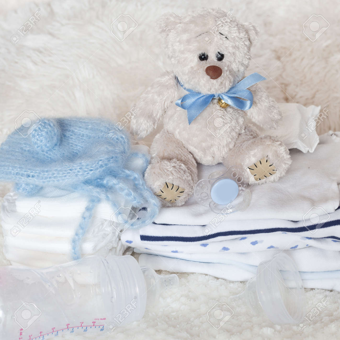Canasta Para Bebe Recien Nacido.Canastilla Para El Bebe Recien Nacido
