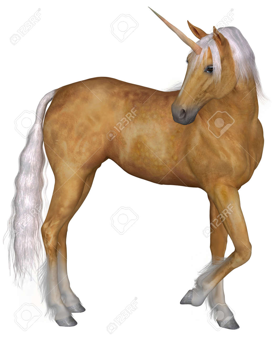 How Many Horns Does A Unicorn Have