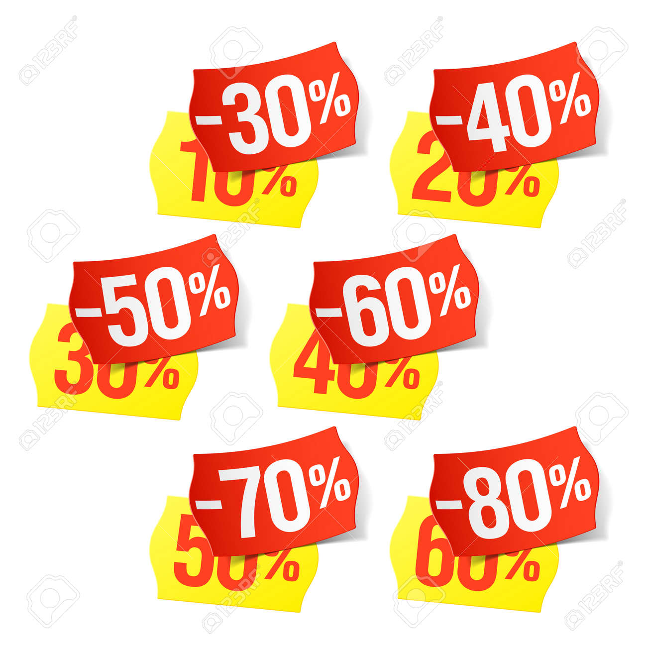 More discounts - price tags - 9882474
