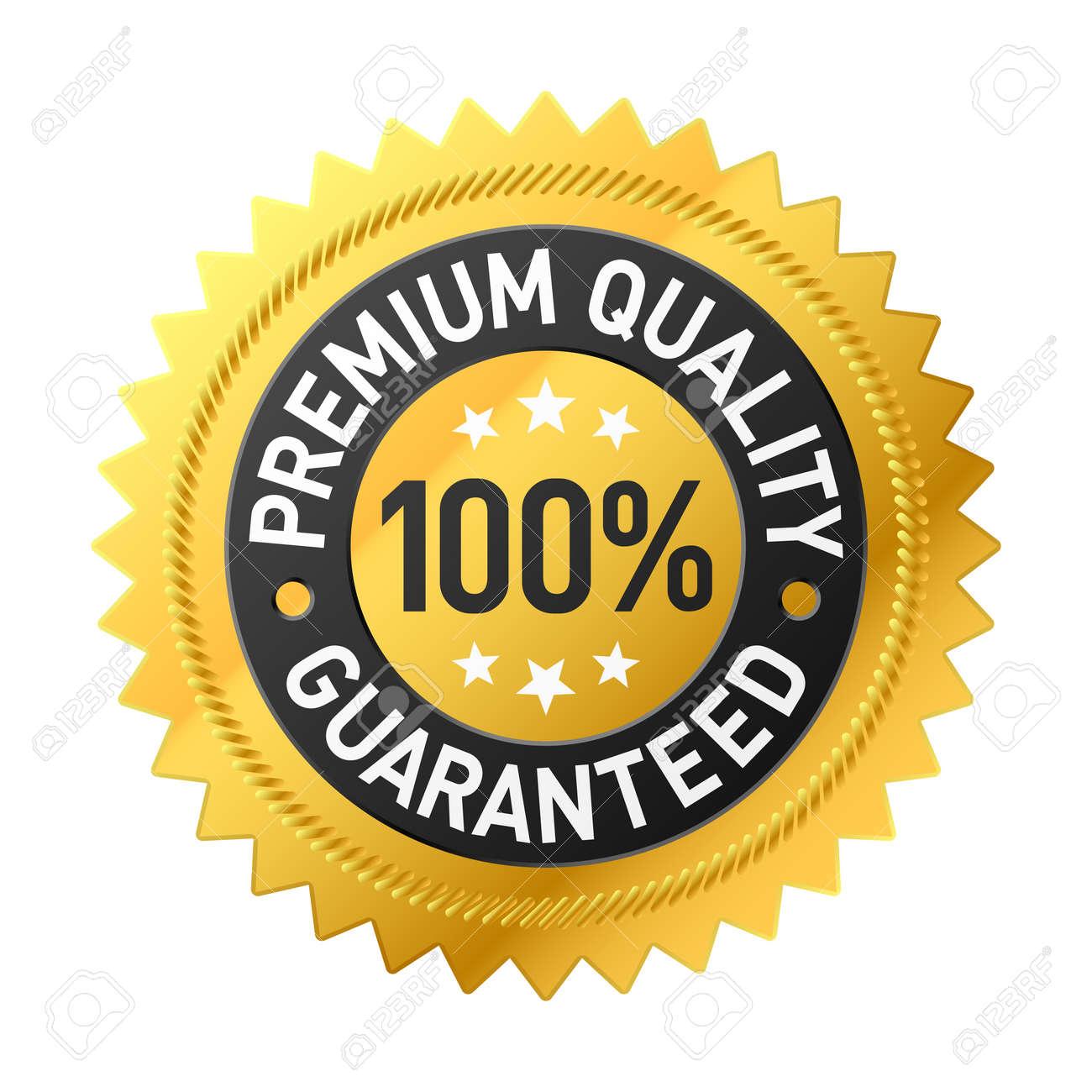 Premium quality label - 12772746
