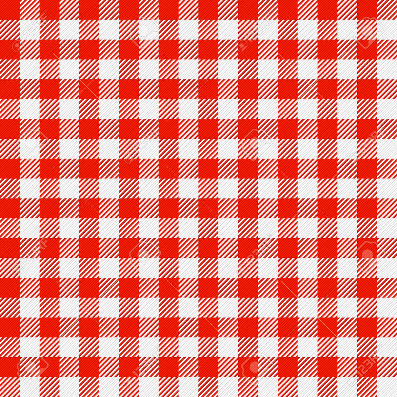 Captivating Checkered Tablecloth Seamless Stock Vector   13963686