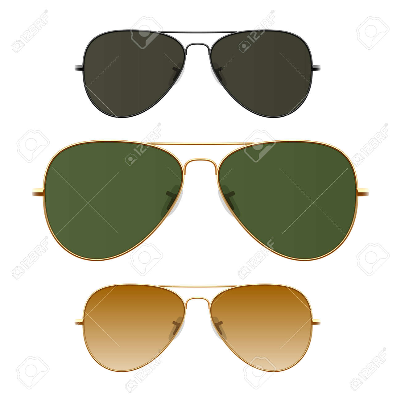 Sunglasses Stock Vector - 14046864