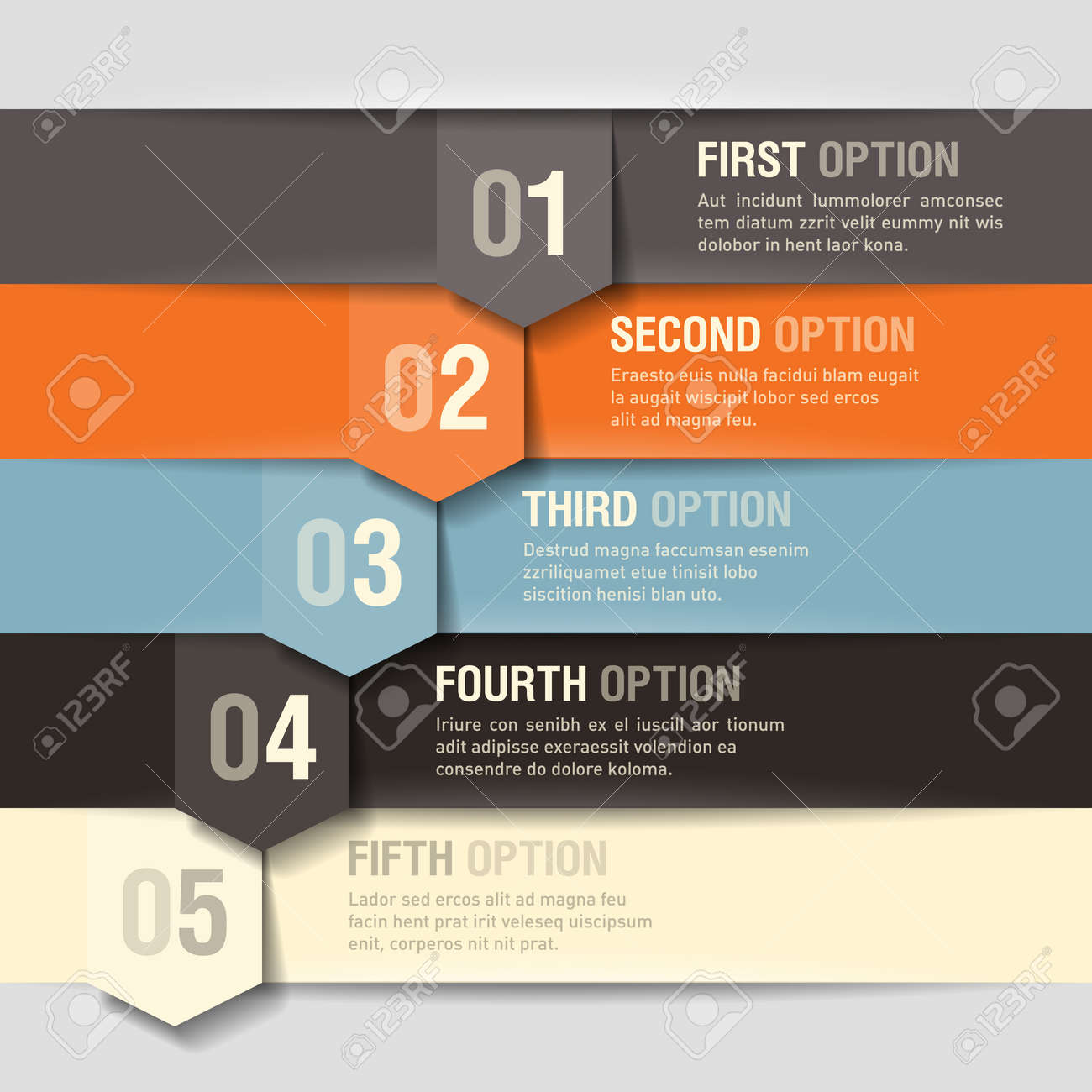 Design template Stock Vector - 18316934