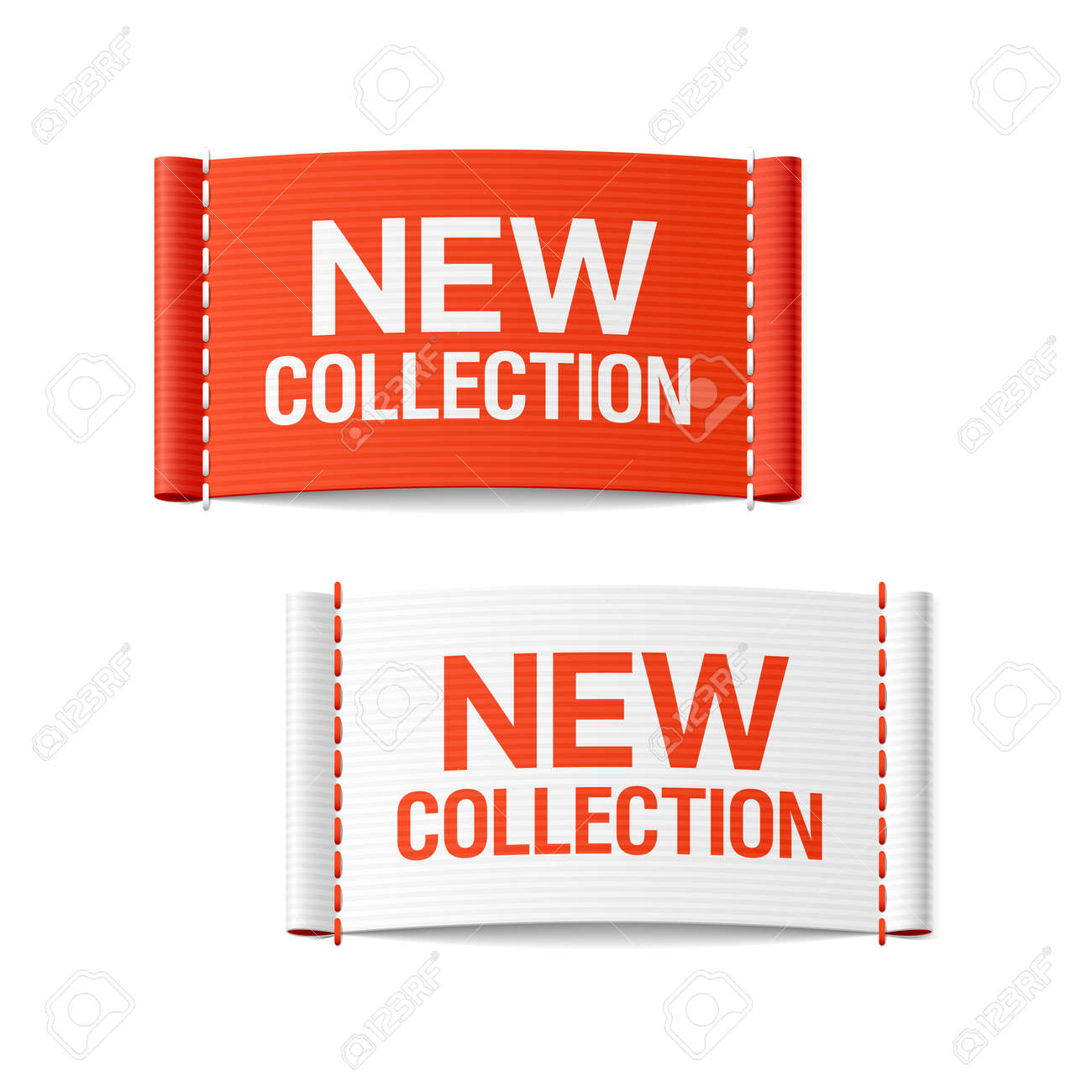 New collection clothing labels - 23796320