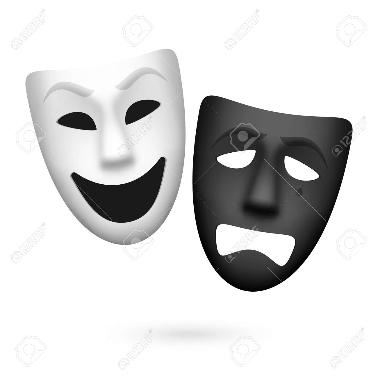 http://previews.123rf.com/images/alhovik/alhovik1311/alhovik131100035/24158390-Comedy-and-tragedy-theatrical-masks-Stock-Vector-theater-mask-theatre.jpg