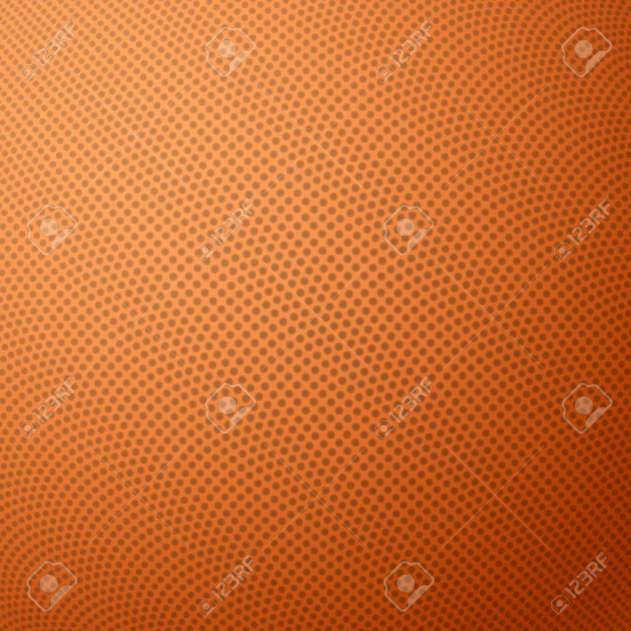 Basketball texture with bumps Stock Vector - 32008588